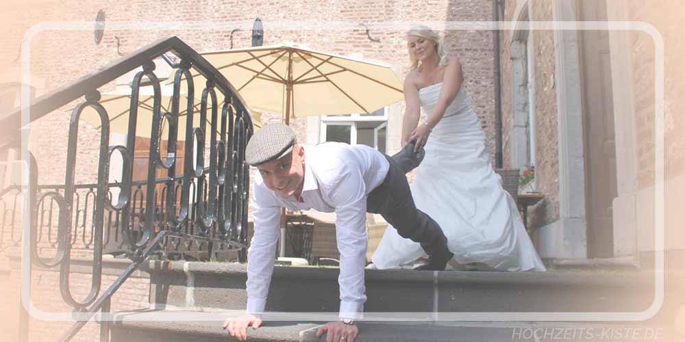 Hochzeitsspiele Ideen und Tipps